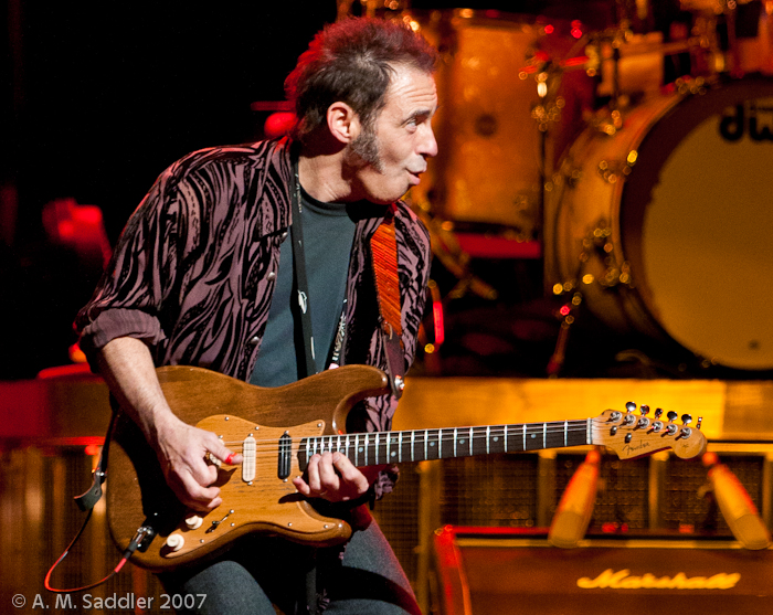 A. M. Saddler Concert Photo of the Day - Nils Lofgren
